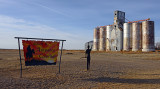 Arapahoe, CO grain elevator.