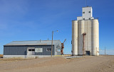 Kanco, KS grain elevator.
