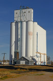 Tribune, KS grain elevator.