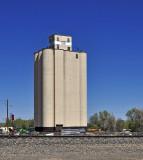 Springfield, CO grain elevator.