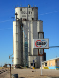 Bird City, KS grain elevator.