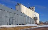 Colby, Kansas concrete grain elevator.