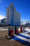 Sequin, Kansas grain elevator.