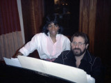 Phil Ramone w Stephanie Mills