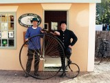 Penny Farthing Project