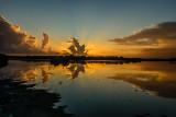 Sunset at Punta Pozuelo