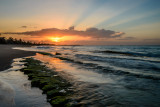 Levittown sunset