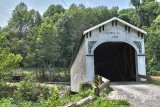 Covered Bridge in Indiana 100