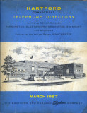 1957 Telephone Book