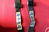 REPA Racing Harness of a 914-6 GT