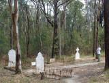 Restored cemetery at Yerranderie – 1