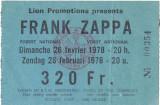 1978/02/26 Vorst Nationaal, Brussels, Belgium