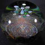 Kenan Tiemeyer and Rose Roads: Twenty-one Opal Salute Size: 3.30 Price: SOLD