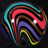 #13: Golden Rainbow Twister  Size: 1.88  Price: $320