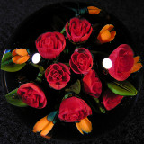 Rose is a Rose Size: 1.64 Price: SOLD