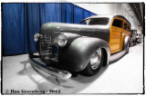 1940 Chevy Woodie Wagon