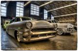 1952 Ford Customline, 1953 Chevy