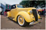 1936 Ford Ute Pickup