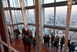 The Shard Trip lower viewing area