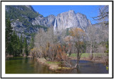 Yosemite Falls Lost Arrow from Swinging Bridge