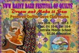2013 SWW Rainy Daze Festival of Quilts