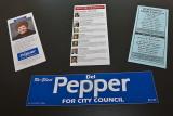 Fundraiser for Del Pepper 2012