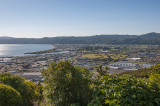 Petone from the Wainui-o-mata Hill Rd