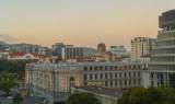 11 March 2013 - An evening shot of Parliament Buildings