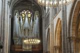 Pipe Organ at Cathédrale St-Pierre, Geneva