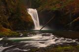 Streams and waterfalls big and small.