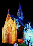 SCOTLAND CHURCH DUNDEE 54 .