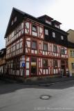 Half Timbered House, Meiningen