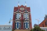 Yuma Building with Cranes
