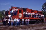 WGRF #23 mini - Toledo OH - May 1988