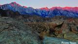 Mt Whitney Sunrise #1