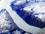 Greenland Glacier Valley