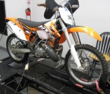 KTM 2-Stroke 250/300 POWER VALVE TUNING -Picture Gallery