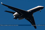 Bombardier BD-700-1A10 Global Express N700GX corporate aviation stock photo #2421