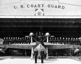 1935 - general muster at Coast Guard Air Station Dinner Key at Cocoanut Grove, Miami