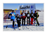 Regina Alpine Adaptive Ski Program Ski Race