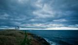 Fog Signal Hut:  East Point Saturna Island, British Columbia  (212_0286-1.jpg)