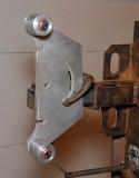 Machining aluminum for a new belt grinder