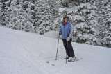 Lots of new snow at Copper Mountain