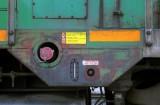 Locomotive fuel filler, Bellingham WA, HDR image.