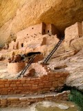 Long House first at Mesa Verde.