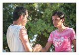 She Meets Romeo ...(That T-Shirt!)