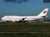 B747-400  A9C-HMK