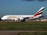 A380  A6-EDT