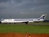 MD-80  I-DAVH