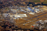 Toulouse Blagnac (Airbus Birthplace) from 31,000 ft!